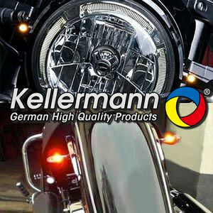 Kellermann(ケラーマン) ライト、ウィンカー