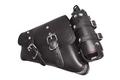 ラローサ・デザイン(LaRosa Design)製サドルバッグ、スイングアームバッグ