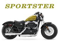 アクスルカバー、フェンダー廻りパーツ、スタンド、サイドナンバーキット スポーツスター用