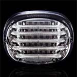 CUSTOM DYNAMICS PROBEAM LEDテールライト スモーク ナンバー用ウィンドウ付